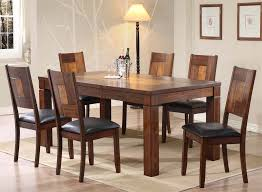 luxury inspiration real wood dining room sets furniture at country corner ashley signature design ralene d594 7 pc set