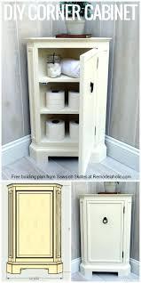 corner cabinet for bathroom. Small Corner Cabinet Ing For Tv Floor Bathroom White. B