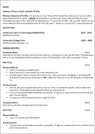 example of good cv layout cv templates for a job in pharmaceutical manufacturing
