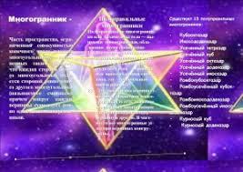 Проект Многогранники вокруг нас iteach Буклет 1 многогран jpg Буклет 2 многогран jpg