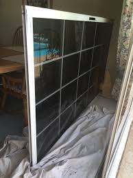 how to replace the rollers on your patio sliding glass door