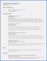 Sample Resumes Templates Professional Resume Template Zety Free