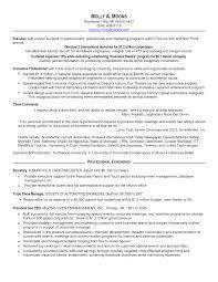 event coordinator resume event planning resume - Planner Resume