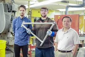 New Welding Technology Takes Hi-End <b>Aluminum Frames To</b> Next ...