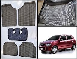 washable car floor mats for maruti alto