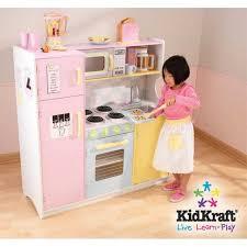 Kidkraft Cuisine Enfant En Bois Large Pastel Chambre Enfant