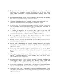 toefl essay example sample toefl tests sample toefl essays and  toefl essay advertising