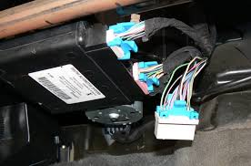 grand am passlock security system repair disconnect the battery negative terminal location of the body control module under dash on passenger side