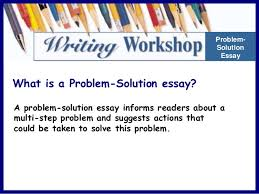 problem solution essay jpg cb  what is a problem solution essay problem solution essay a problem solution