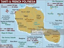 map of tahiti and french polynesia stock illustration getty images Where Is Tahiti On The Map map of tahiti and french polynesia stock illustration tahiti on map