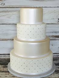 Four Tier Quilted Fondant Wedding Cake Fake by SUGARonTOPsugarart ... & Four Tier Quilted Fondant Wedding Cake Fake by SUGARonTOPsugarart Adamdwight.com