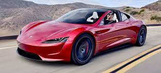 Tesla Restarts The Referral Program Win A Model Y Every Month Roadster Each Quarter New Tesla Roadster Tesla Car Tesla Roadster