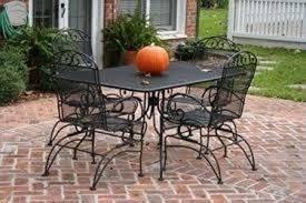Sedie In Ferro Battuto Ebay : Tavoli da giardino in ferro e sedie