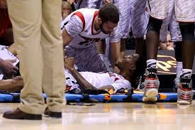 Kevin Ware's Grisly Injury | The New Yorker
