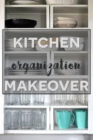 Kitchen Organization Kitchen Organization Makeover In Sonnets Kitchen