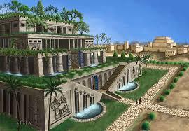 Семь чудес света Висячие сады Семирамиды Семь чудес света Висячие сады Семирамиды 3