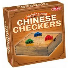 Wooden Othello Board Game Chinese Checkers Wooden Classic Game Travel ozgameshop 75