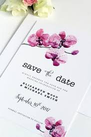 Reserve The Date Cards Emory Save The Date Cards Modern And Elegant Save The Date Cards