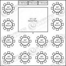 Free Table Seating Chart Template Seating Charts Pinterest