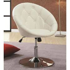 bedroom swivel chair. Beautiful Chair Image Is Loading WhiteVanityStoolSwivelChairBedroomMakeupDress And Bedroom Swivel Chair E