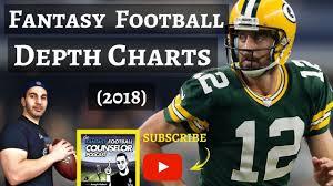 2018 Football Depth Chart Fantasy Football 2018 Depth Charts Who To Draft
