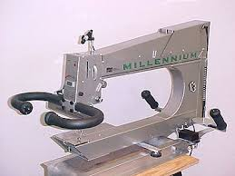 Quilts in the Attic - Millennium Longarm Quilting Machine by APQS & The Green Millennium is our certified used quilting machine, meticulously  re-manufactured at the APQS factory using new components. Adamdwight.com
