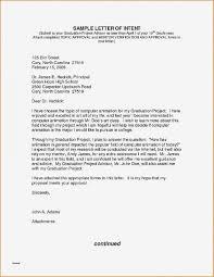Letter Of Intent Xavier School Best Format Of Letter Intent Sample