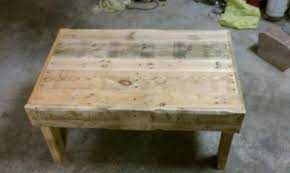 How To Make A Coffee Table Out Of Pallets  YouTubePallet Coffee Table Plans