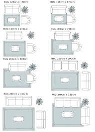 Living Room Rug Sizes Chart Bedroom Rug Size Guide Sekitarkita Co