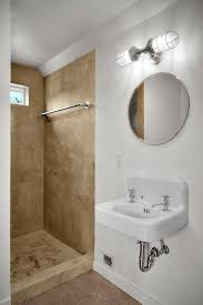 bathroom shower lighting. Shower Lighting Ideas Bathroom Contemporary With Cage Light Xenon Vanity Lights