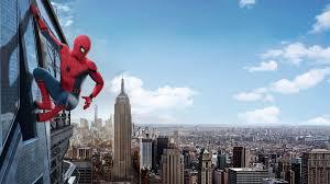 spiderman homeing 2017 wallpaper hd