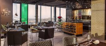 Restaurant Kitchen Furniture Home Skykitchen Und Skybar Berlin Skykitchen Berlin