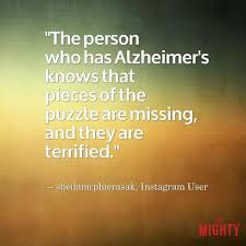 Alzheimers Quotes Interesting 48 Inspirational Alzheimer Quotes And Sayings Gallery Golfian
