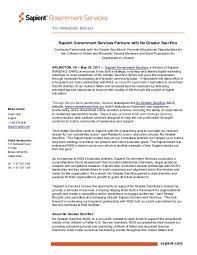 Business Press Release Template Sapient Press Release Template