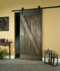 Wood Barn Doors