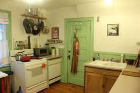 Green And Yellow Kitchen Kitchen Yellow And Green Kitchen Colors Table Accents Wall Ovens