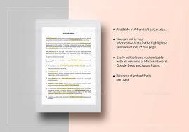Advertising Proposal Template Word 16 Advertising Proposal Templates Word Pdf Pages Google Docs