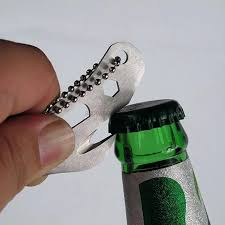 necklace tools outdoor bottle opener rope cutter with catcher