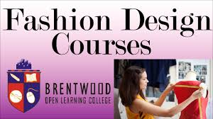 Fashion Designing Courses For Study Accredited Fashion Design Courses Flexible Study Start Now