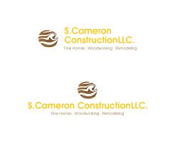 Cameron Design And Construction Serious Modern Business Logo Design For S Cameron