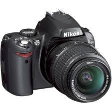 Nikon D40 Slr Digital Camera Kit With Nikon 18 55mm F 3 5 5 6g Ii Ed Af S Dx Zoom Nikkor Autofocus Lens