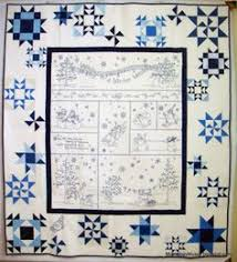 winter wonderland quilt | quilt top was made from the Crabapple ... & Winter Wonderland made by Moose Bay Muses blogger, pattern by Crabapple Hill Adamdwight.com