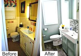 Reface Bathroom Cabinets And After Refacing Kitchen Cabinet Pictures Before After Bathroom