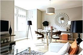 decorative round wall mirrors uk big mirror large wooden bronze modern shower tub home decor contemporary