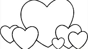 Small Picture heart and flower coloring pages flower coloring page spesific