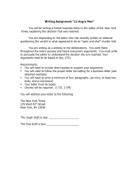 How To Draft A Business Letter