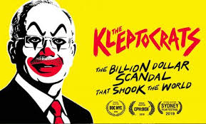 Ulasan filem dokumentari The Kleptocrats (2018): Kleptokrat tumbang di kaki  rakyat, wartawan | by Haizir Othman | Medium
