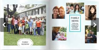 Family Photo Albums Best Photo Book Services For Family History Albums