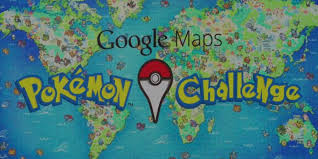 google maps is taken over by pokémon in april fools' prank huffpost Google Maps Pokemon Master Google Maps Pokemon Master #33 google maps pokemon master app