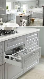 Light Gray Cabinets Kitchen 17 Best Ideas About Light Grey Kitchens On Pinterest Grey